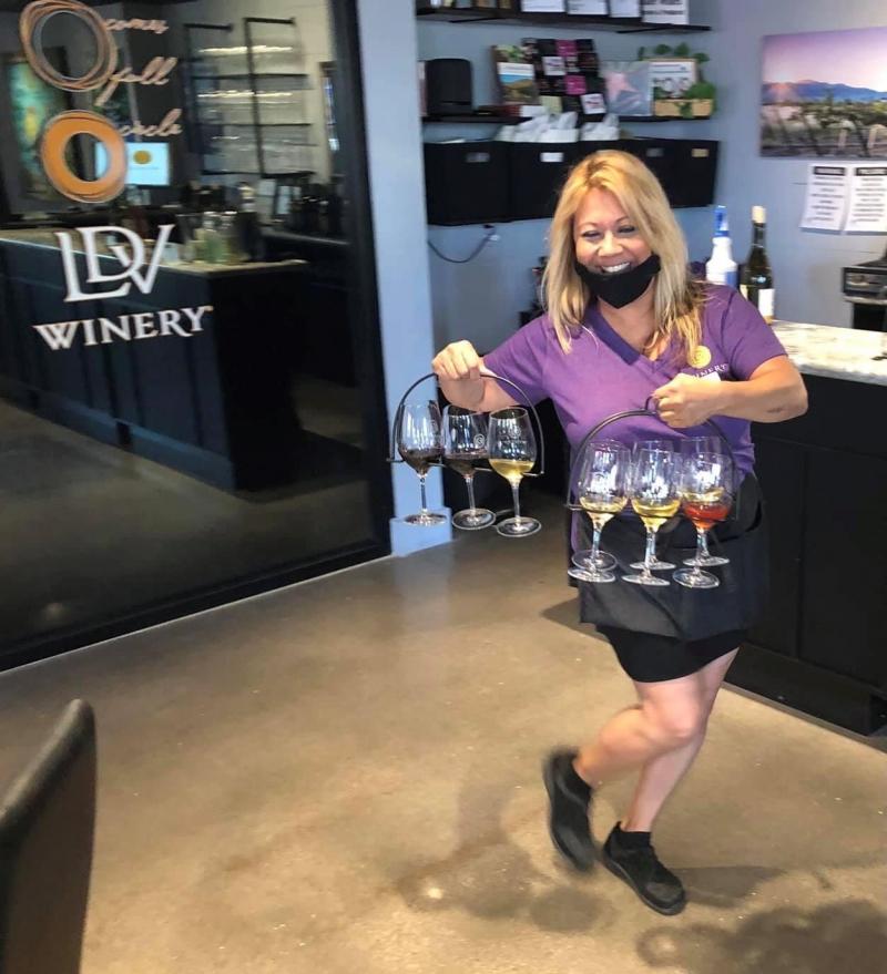 National Wine Day Celebration